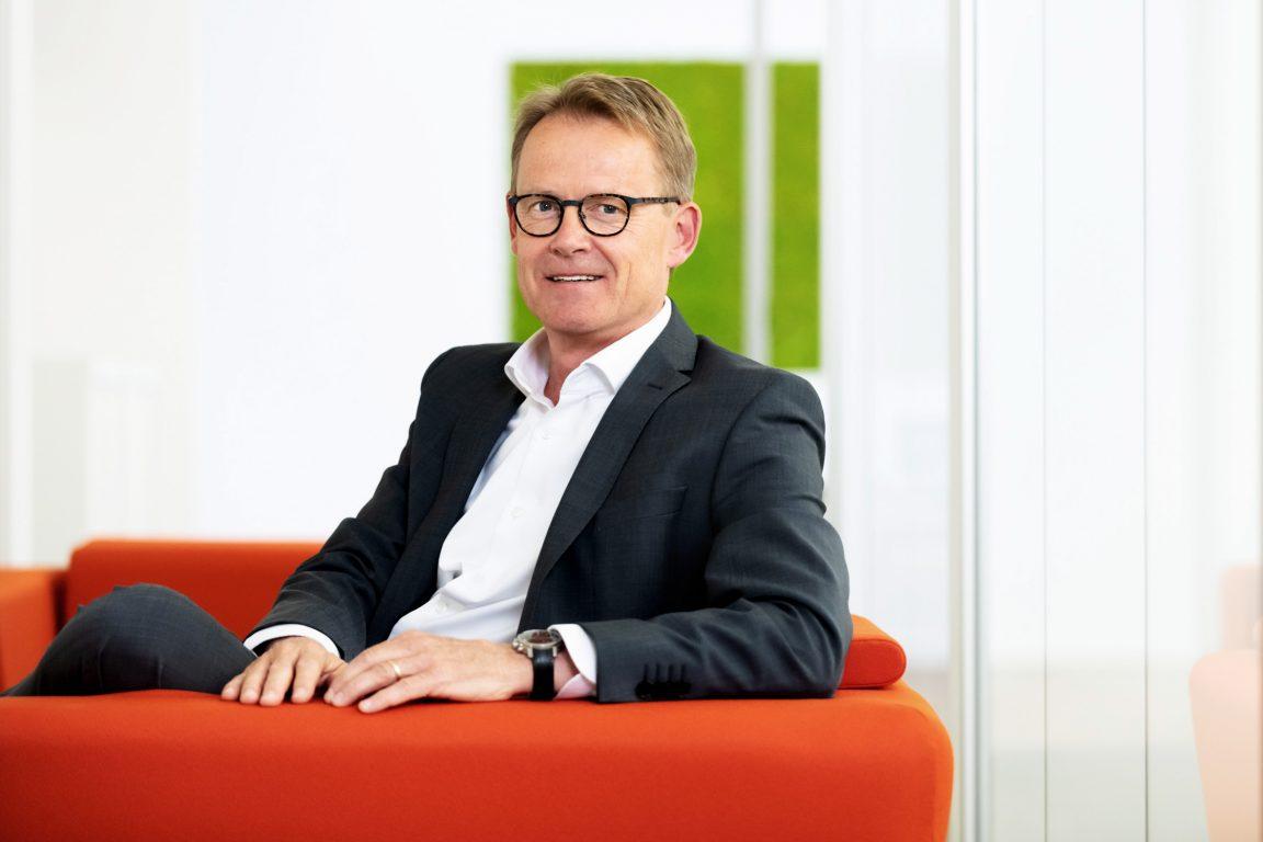 Peter Jeurissen, Niederlassungsleiter der Sham Deutschland