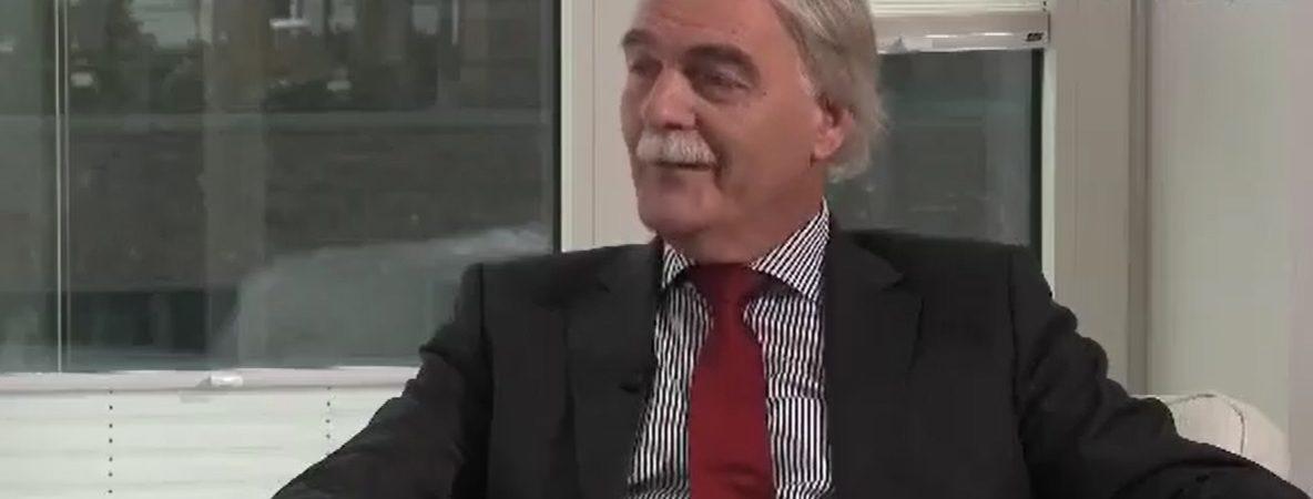 MENSCH GESUNDHEIT! Jürgen Eberhard Bieberstein, Director Access Hospital, Pfizer