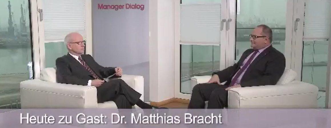MENSCH GESUNDHEIT! Dr. Matthias Bracht, Vorstandsvorsitzender Mühlenkreiskliniken