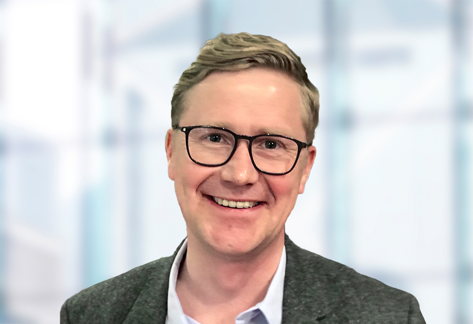 Meik Eusterholz, der als Geschäftsfeldleiter der Managementberatung UNITY